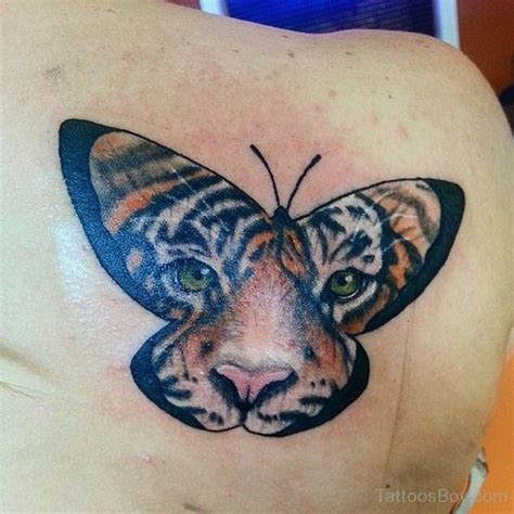 tattoo butterfly tiger face tiger tattoos tattoo designs tattoo pictures