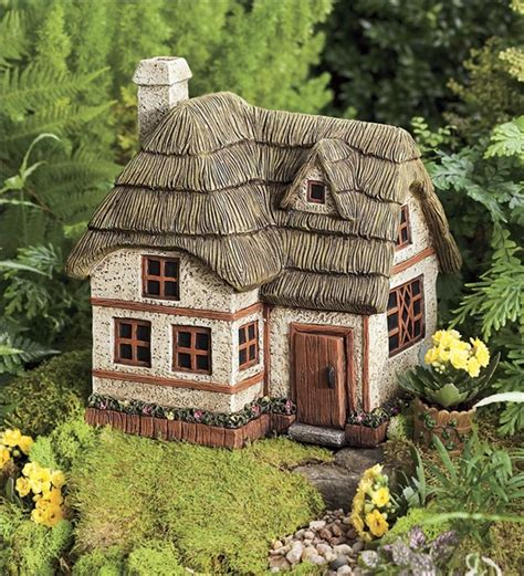 miniature gardening com cottages c 2 miniature gardening com cottages c 2 two story fairy garden cottage garden fairies gnomes