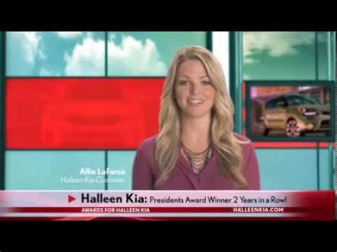 Hallen Kia by Halleen Kia Commercial January 2014