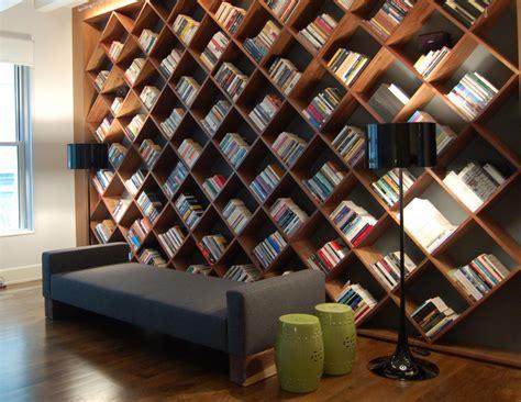 Home Design Books Bookshelf Of The Week Freshome S 30 Creative Bookshelves