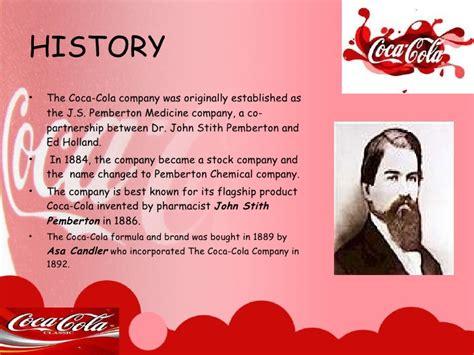 firma coca cola the coca cola company