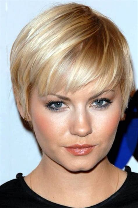 everyday low maintenance hair cut for thin hair low maintenance short bob short blonde bob dramatic