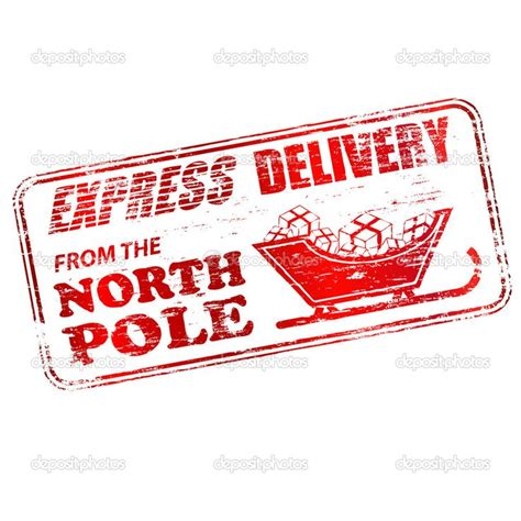 printable envelope from north pole north pole st depositphotos 14979199 north pole st
