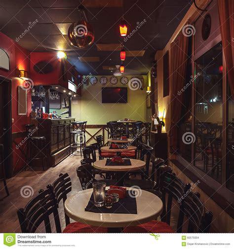 retro interior design cafe cafe interior retro design stock photo image 60575004
