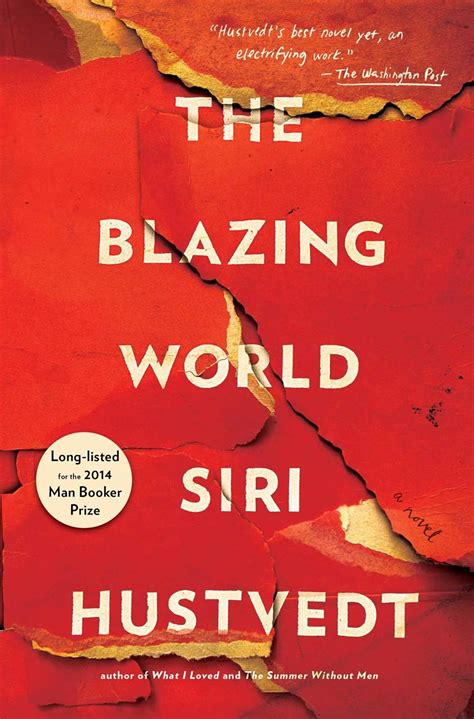 the blazing world books fresh ink november 4 2014