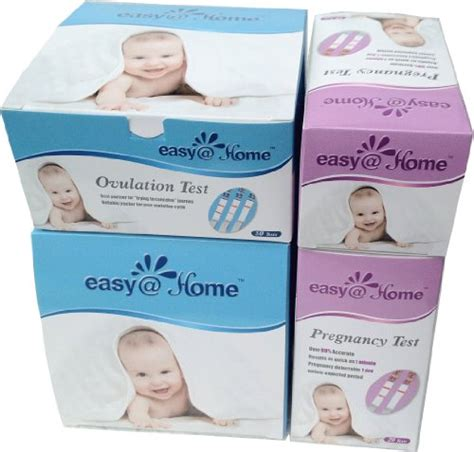 cheapest easy home branded 100 ovulation lh and 20