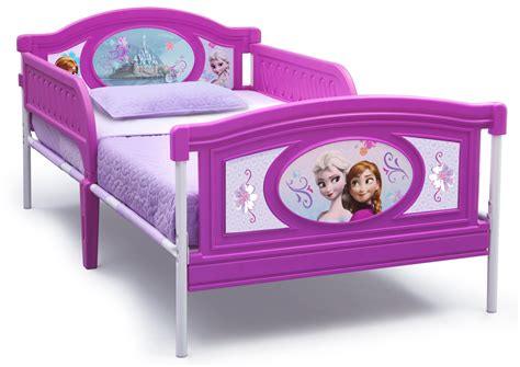 bed for kid delta children bed disney frozen baby