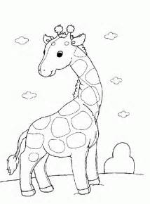giraffe coloring pages giraffe coloring pages coloring town