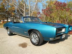 1968 Pontiac Gto Convertible 1968 Pontiac Gto Convertible The Supercar Registry