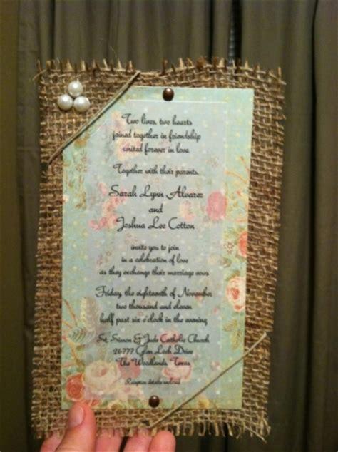 Printed Wedding Invitations Velum by Cost Of Diy Invitations Weddingbee