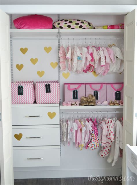 baby closet organizer ideas an organized baby closet with closetmaid shelftrack elite