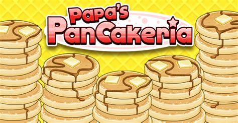Papas Pancakeria Play The Girl Game Online Mafacom | papa s pancakeria play on armor games