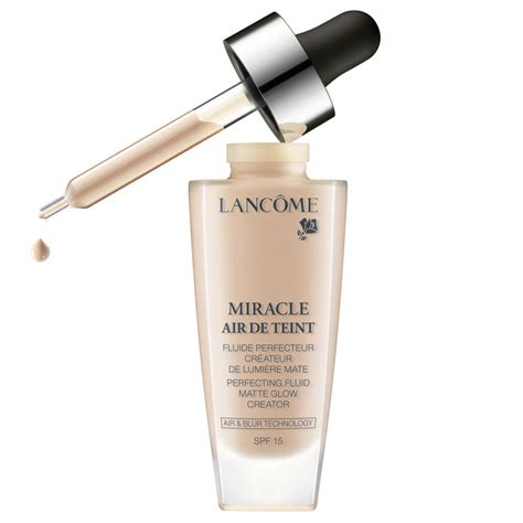 Lancome Mat Miracle by Lancome Miracle Air De Teint N 03 Beige Diaphane