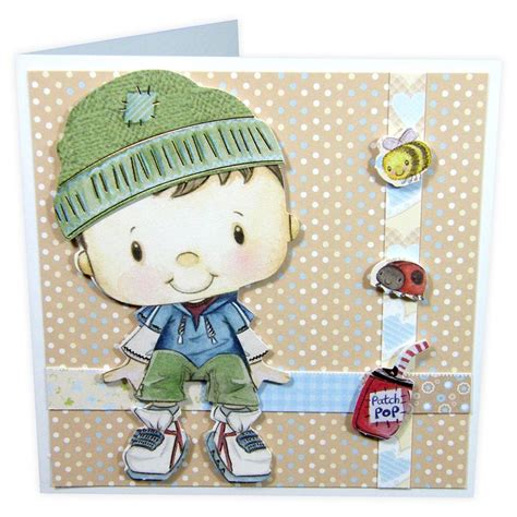 Patchwork Kit - patchwork pals luxury card kit 13 pieces brand new