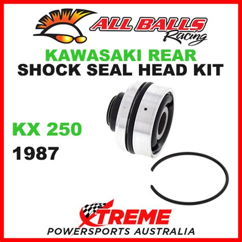 Seal Shock Klx 37 1007 kawasaki kx250 kx 250 1987 rear shock seal kit