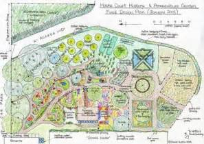permaculture association design hooke court history