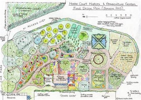Landscape Design Software Permaculture Permaculture Association Design Hooke Court History