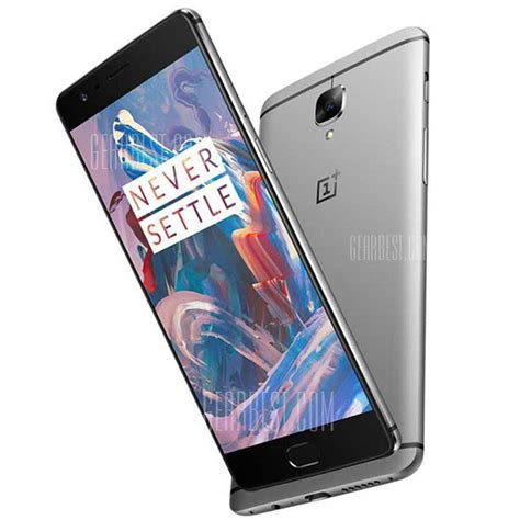 Oneplus 4gb Ram oneplus 3 with 4gb ram and snapdragon 820 soc priced at