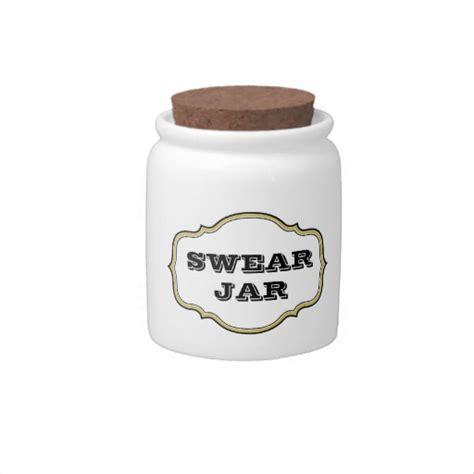 printable swear jar label vintage apothecary label swear jar candy jars zazzle