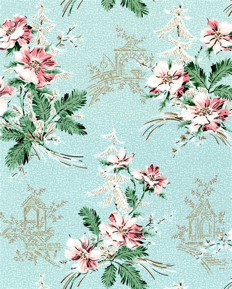 wallpaper floral vintage flower backgrounds wallpaper cave