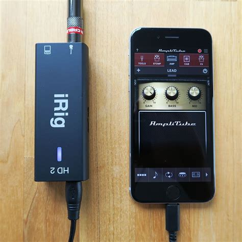 irig hd 2 guitar interface review equipboard 174