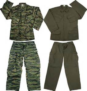 fatigue color vintage rip stop tactical bdu fatigue