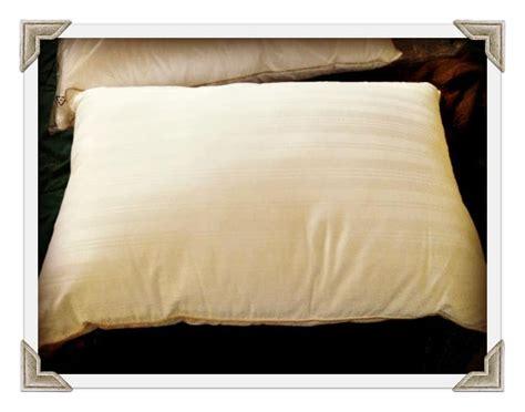 Comforta Dacron Pillow amazing fieldcrest luxury alternative pillow with dacron memory fiber review sleep