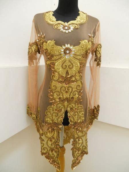 sewa gaun pengantin di solo jual kebaya pengantin pendek c023 harga murah surakarta