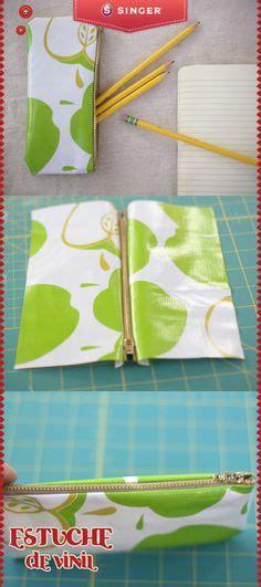 cara membuat zipper pencil case oilcloth addict feeding your oilcloth addiction with