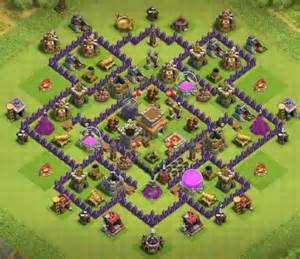 Clans Town Hall 7 Trophy Base Clan War Base The Mantis Youtube » Home Design 2017