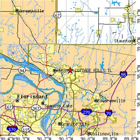 Cottage Il Zip Code by Cottage Illinois Il Population Data Races