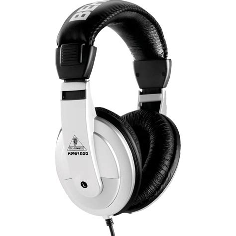 Headphone Behringer Behringer Hpm1000 Headphones Studio Headphones From Inta