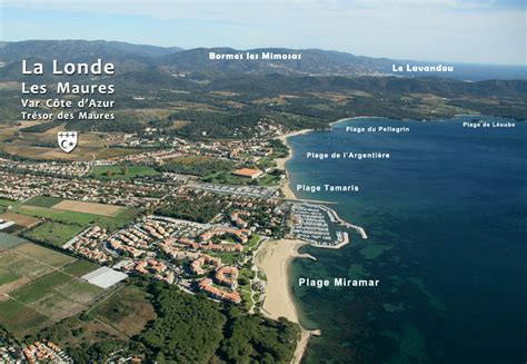 Agence de la plage de L'Argentière La Londe Les Maures : location de vacances
