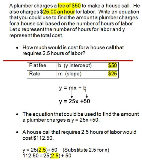 Linear Equations Word Problems Worksheet With Answers by Graphing Linear Equations Word Problems Worksheet Free