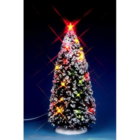 lemax collection lighted tree