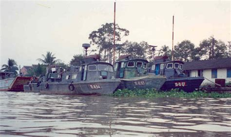 swift river boat launch used patrol boats in vietnam according to the swift boat