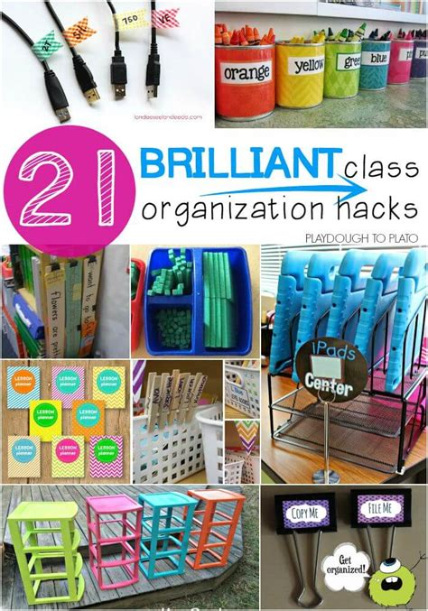 the brilliant content planner organize your brilliance books 21 brilliant classroom organization hacks playdough to plato