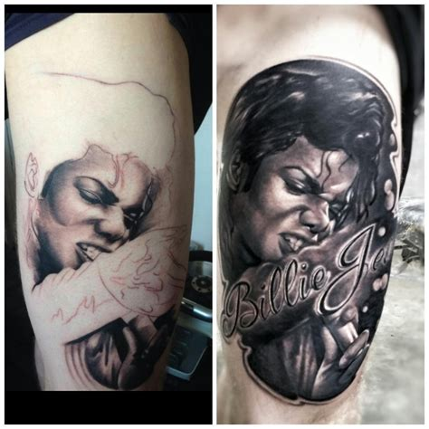 tattoo fixes hutton on quot michael jackson fix done on