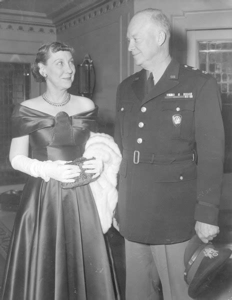 Mamie Eisenhower - A Look at Stylish First Ladies