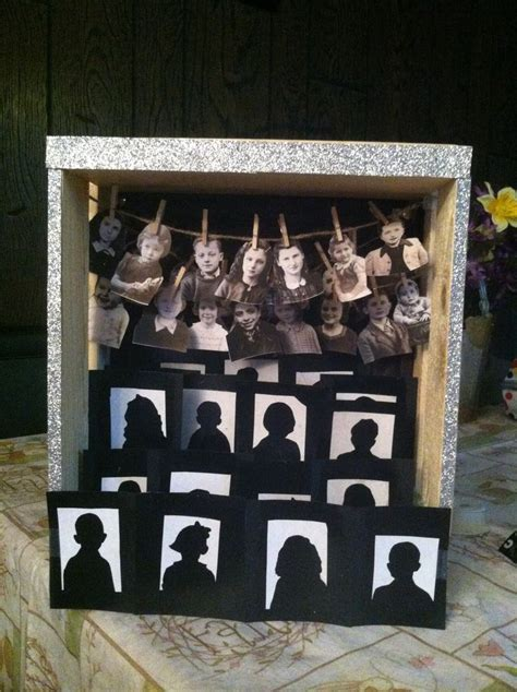 memorial memorial ideas 32 best images about holocaust project ideas on