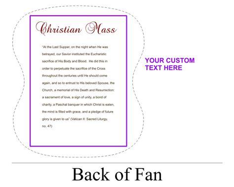 church fans in bulk personalized church fans wholesale free shipping
