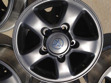 for sale 5 100 series 16 inch wheels dupli color