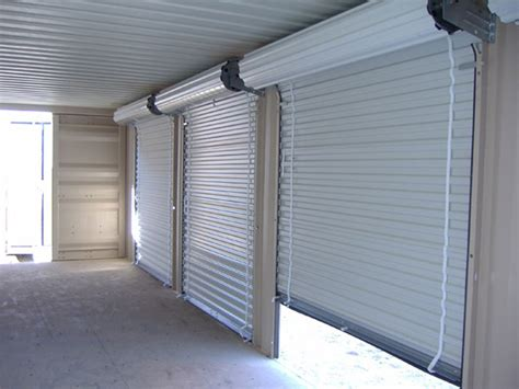 рентабельность рулонных ворот сити жалюзи Roll Up Insulated Overhead Doors