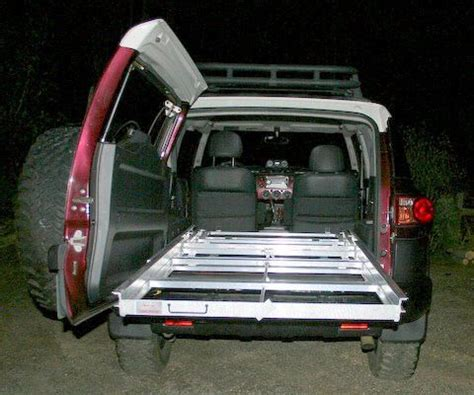 truck bed slide out tray slide out cargo trays work truck pinterest beds and trays
