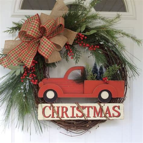 old fashioned wreath ideas 244 best a truck images on natal babys breath crown and 2017