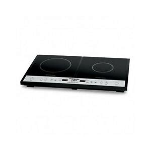 Countertop Cooktops Electric - 2 burner induction cooktop electric stove portable kitchen