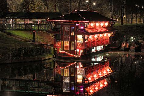 floating boat restaurant london fengshang princess floating chinese restaurant