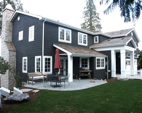 charcoal house charcoal exterior on the house list pinterest