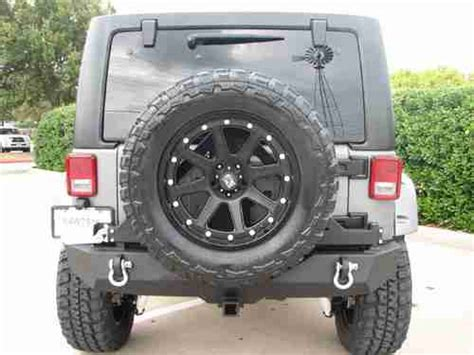 Jeep 12 Inch Lift Find Used 12 Jeep Wrangler Unlimited V6 4x4 Spray