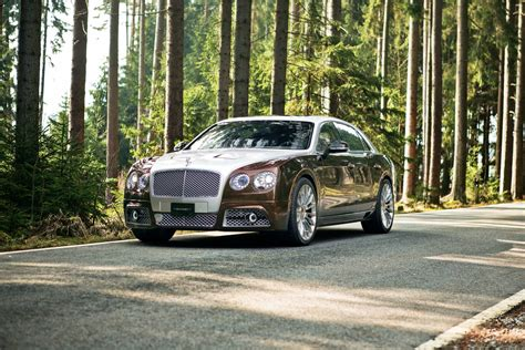 mansory bentley official mansory bentley flying spur gtspirit